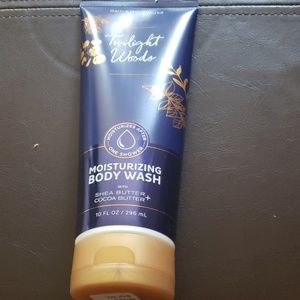 Bath and body works twilight woods body wash